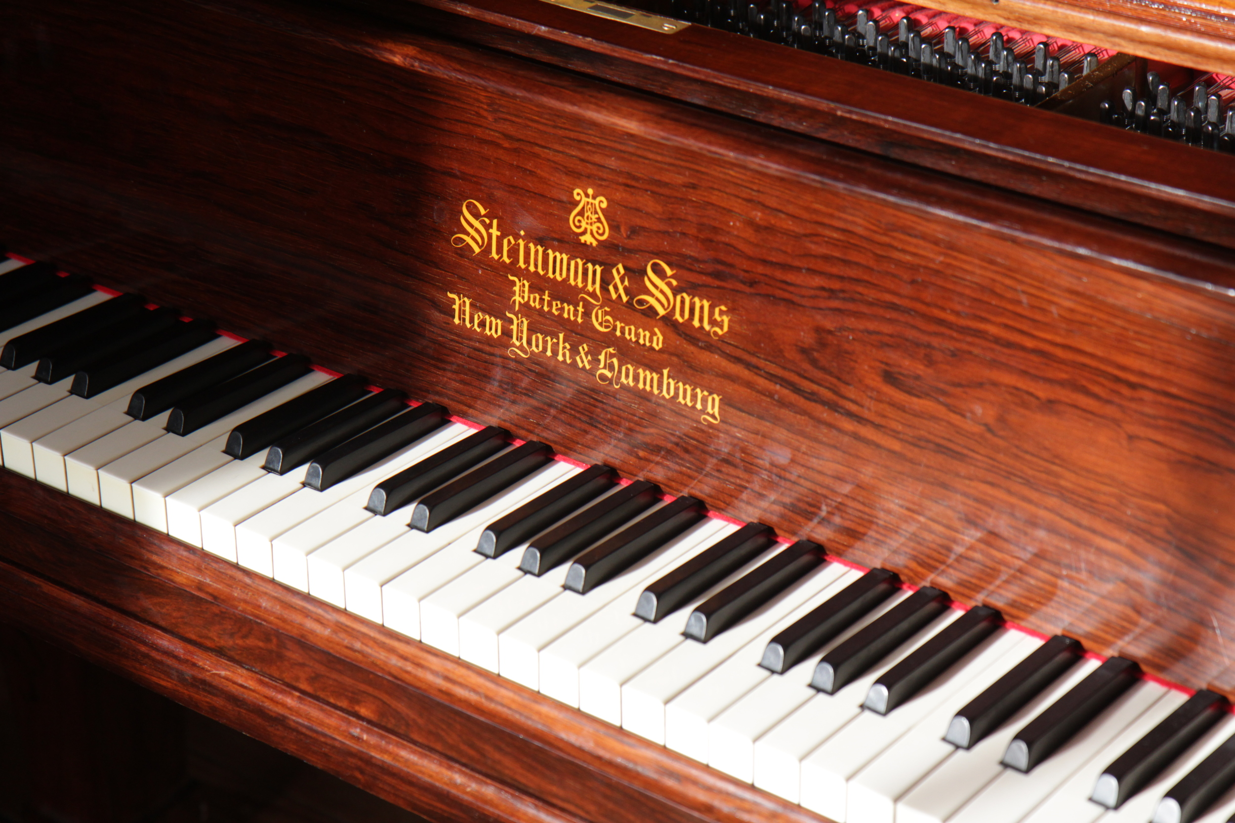 Townley Hall Steinway