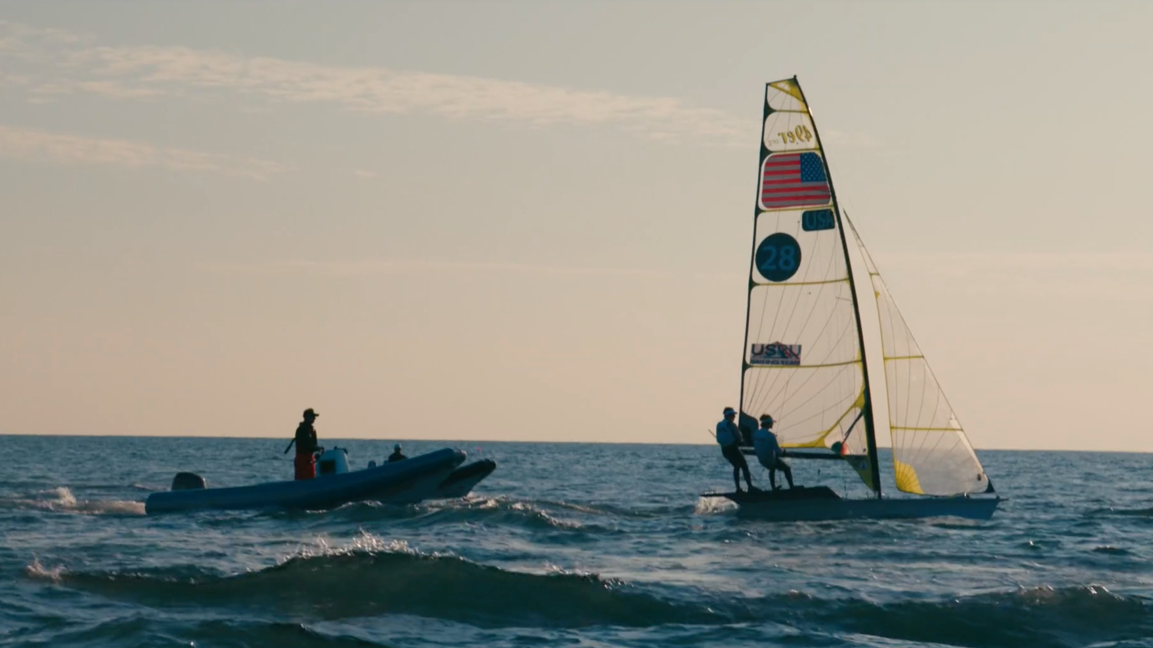 US Olympic Sailing Team, Tokyo 2020 |  Digital Marketing Campaign