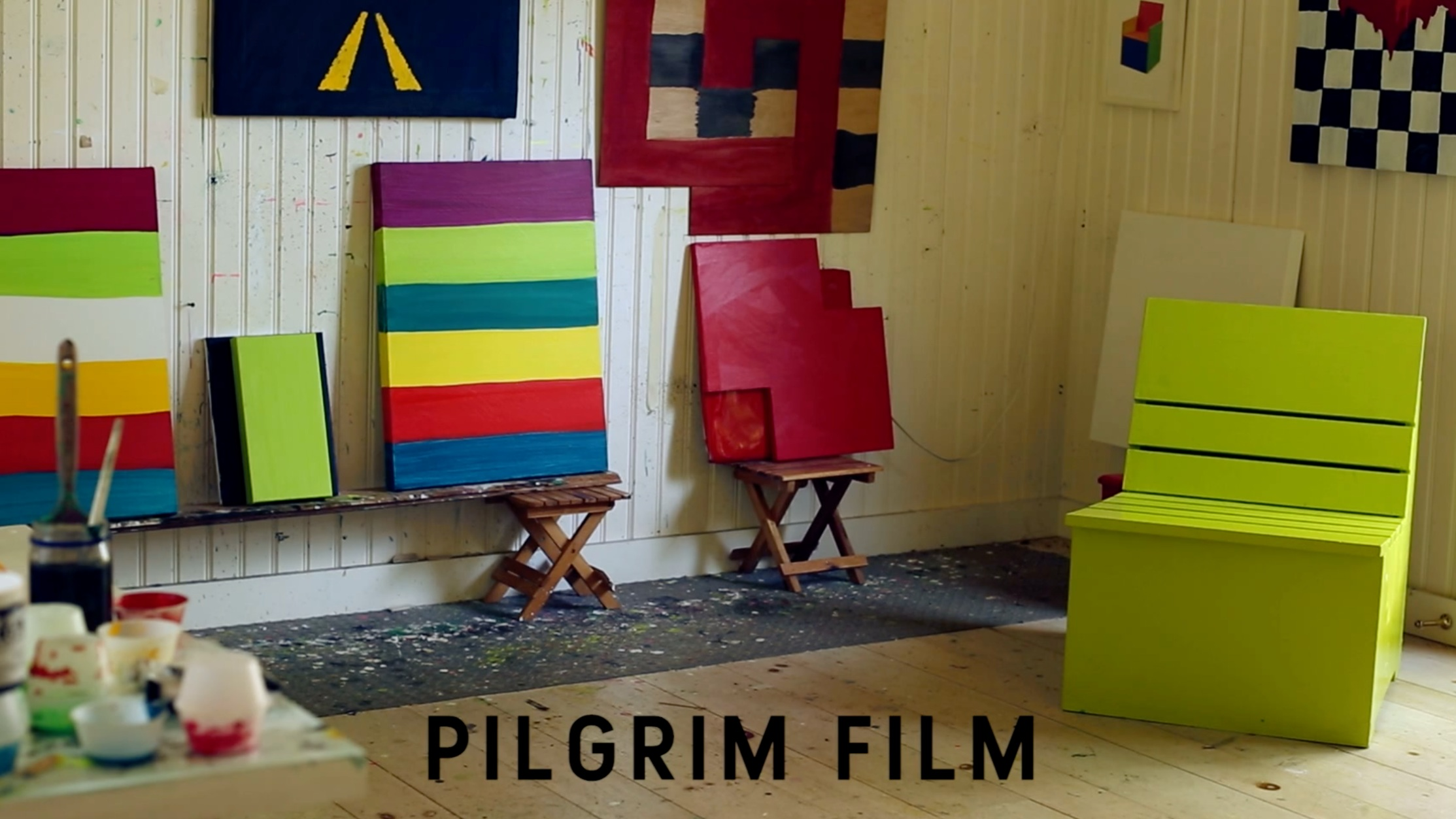 Mary Heilmann for Pilgrim Surf + Supply
