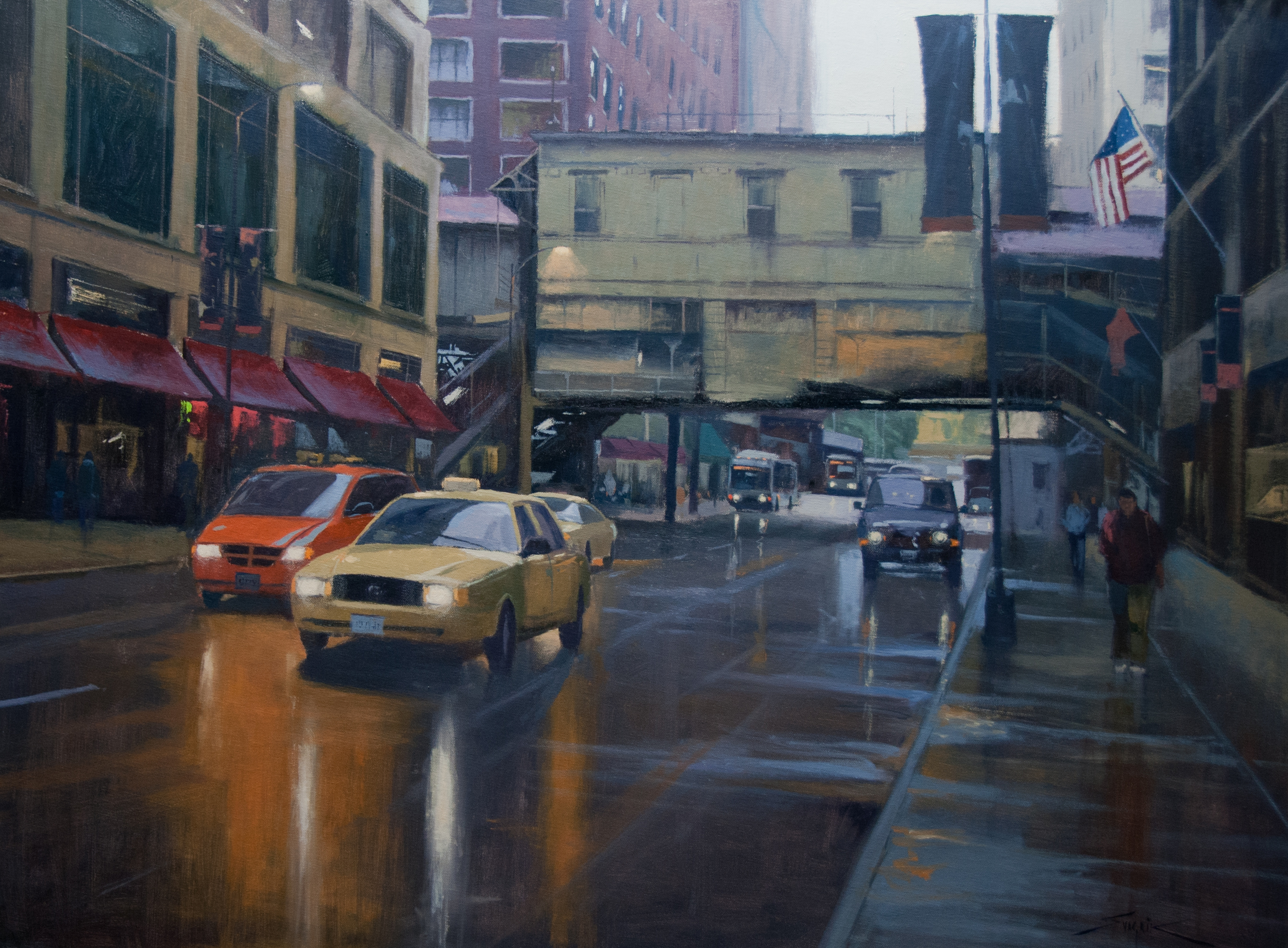 chicago-oil-painting