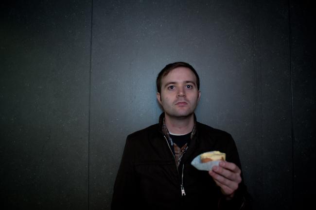 Zach Clark. (Photo by  Will Boase)