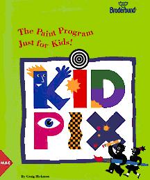 Kid Pix 1.0