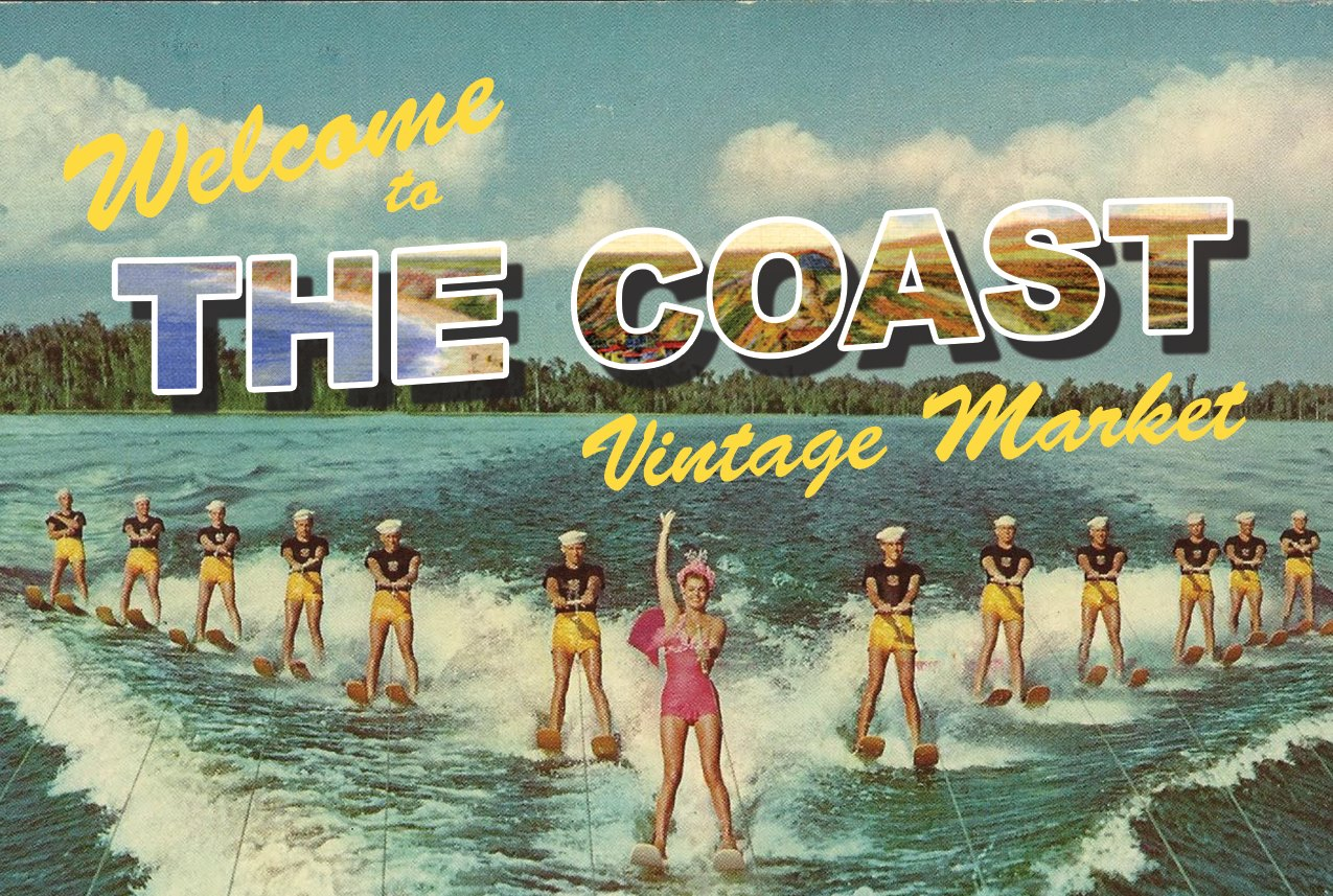 The Coast Vintage Market & The Salvage Co.