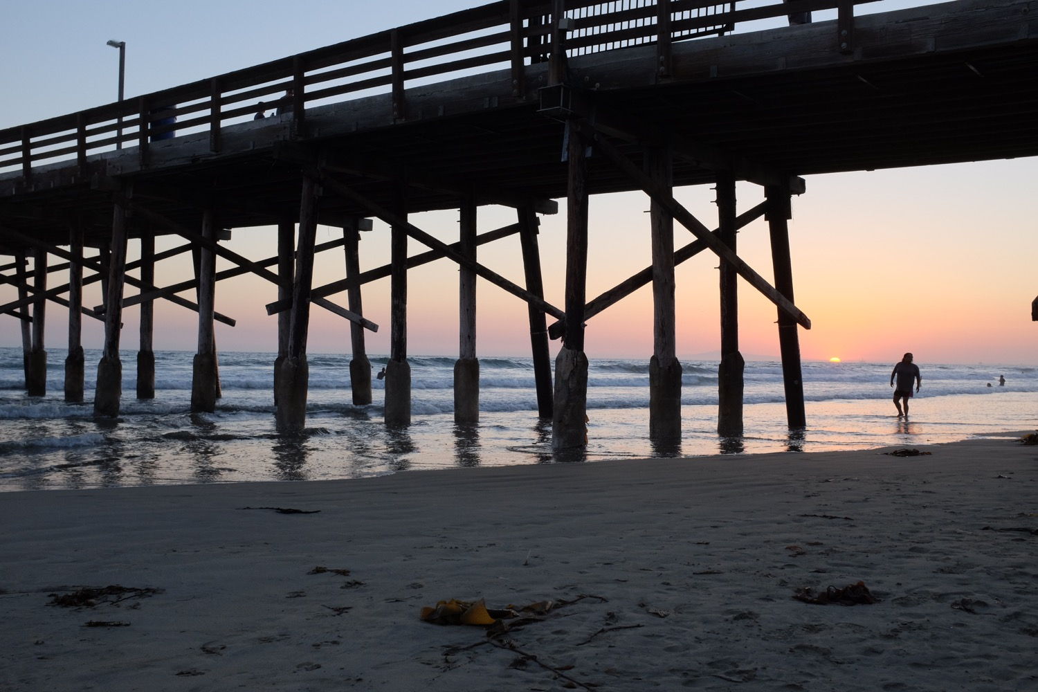 Newport Beach Pier for Flying Miz Daisy Vintage Market with The Salvage Co.jpg