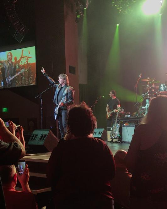 Rick Springfield in Concert
