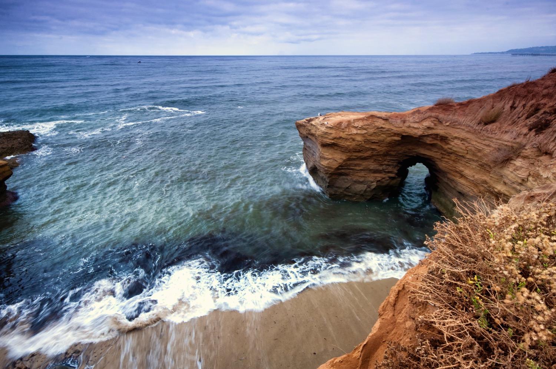 Sunset Cliffs San Diego -  Rich Helmer