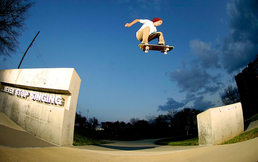Ryan Cooper: Ollie  Chattanooga, Tennessee  Photography: Brian Mcdonald