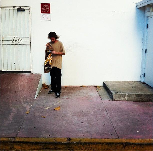 James Coleman on South Beach  Miami, Florida