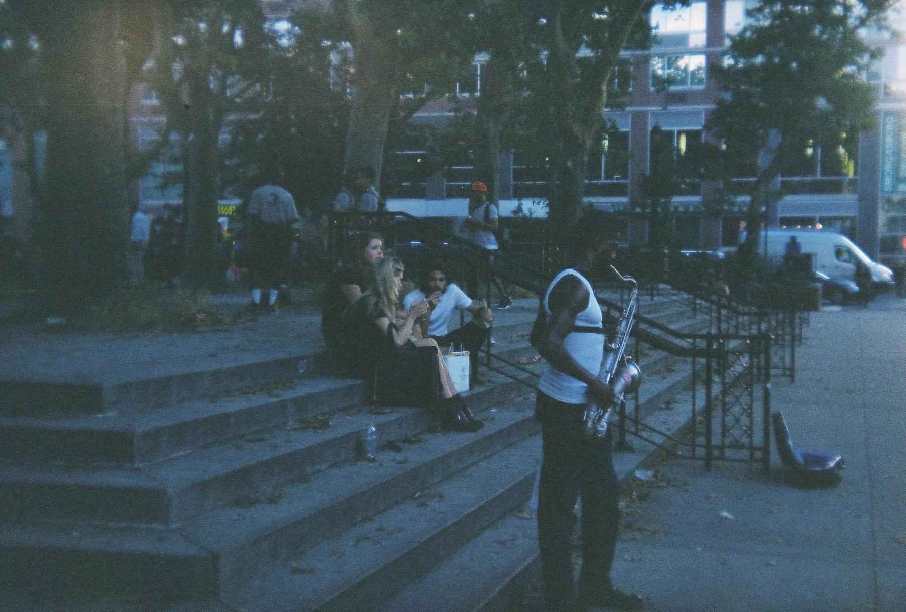 Sara D Roosevelt Park  New York City  Photography: Wil Harcrow