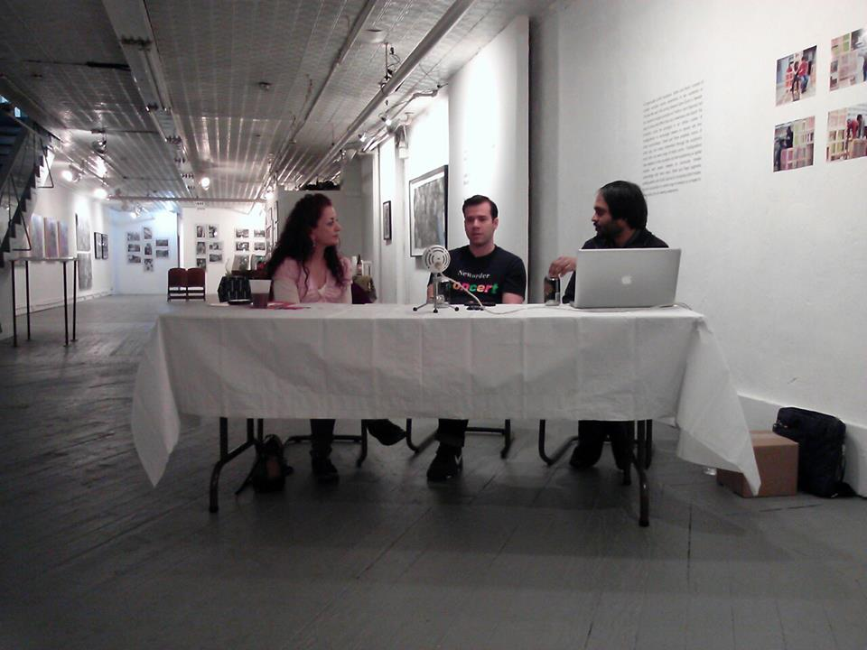 Jeanne Brasile, Adam Brent, Rahul Alexander