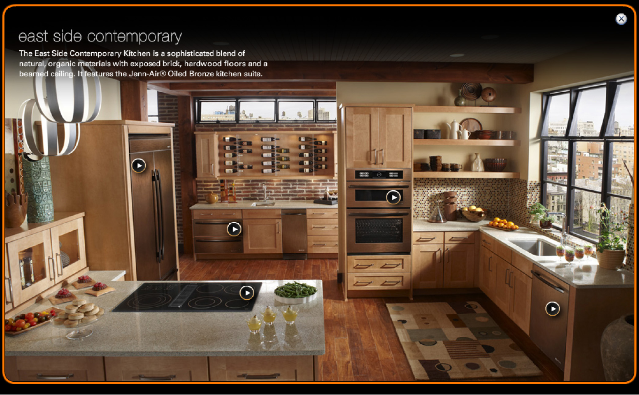 Alternatives to standard appliance colors