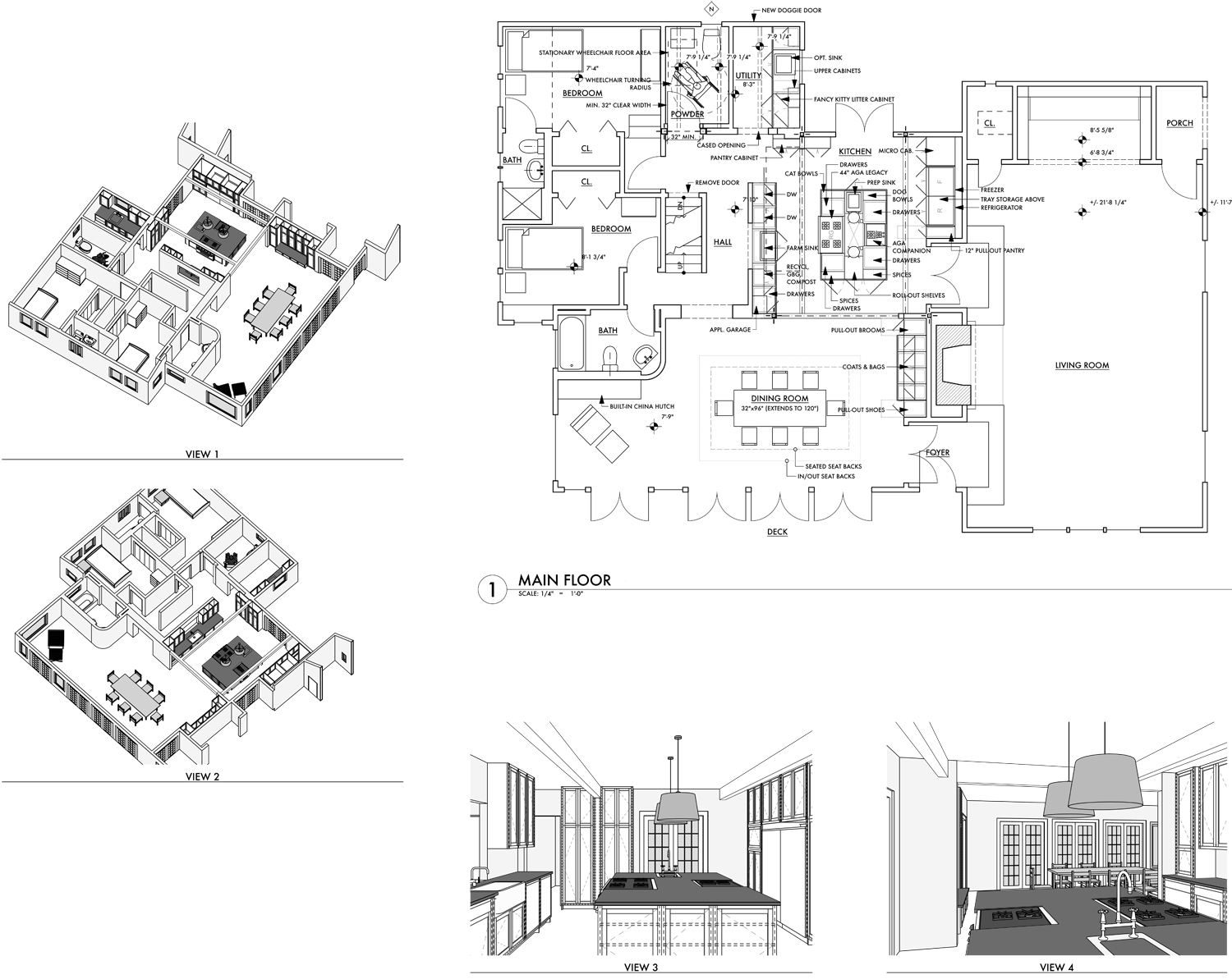 DESIGN DEVELOPMENT DRAWINGS