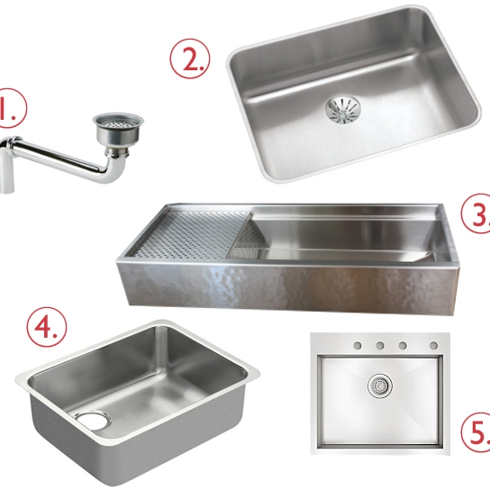 Carol's Favorite Things: Accessible Kitchen Sinks