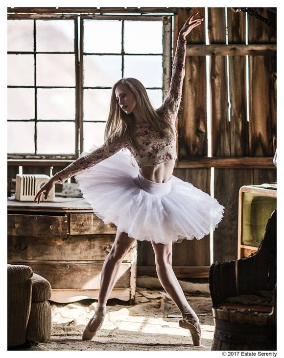 Brooke Lyness, Nevada Ballet Theatre