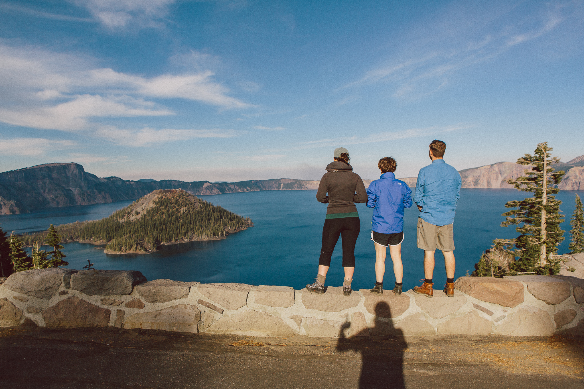 amazing Crater lake photography