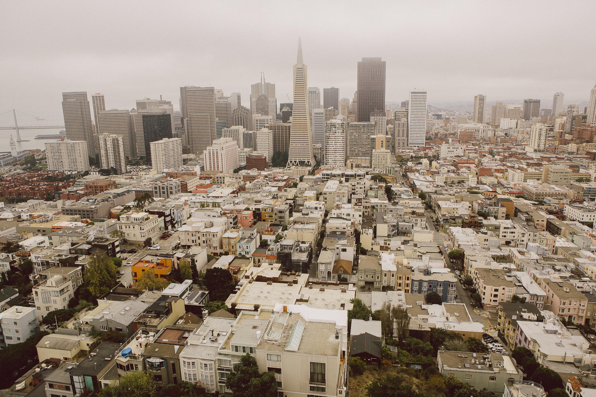San Francisco city photography
