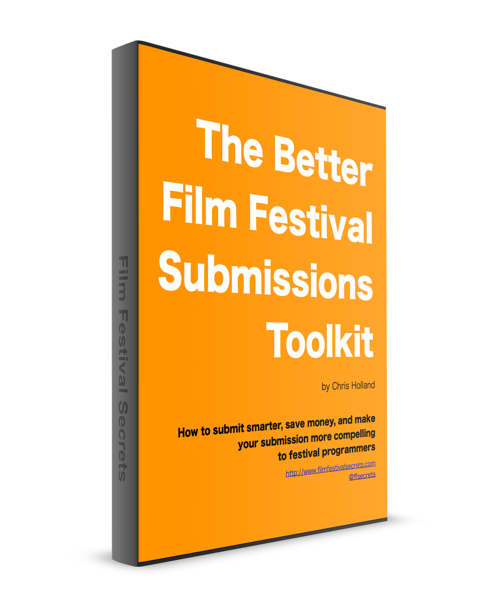 Better Festival Submissions Toolkit