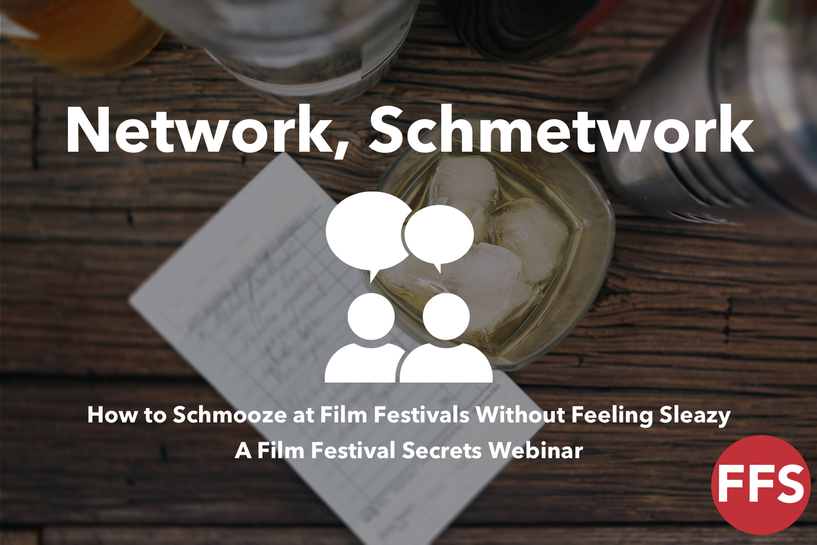 Network Schmetwork webinar