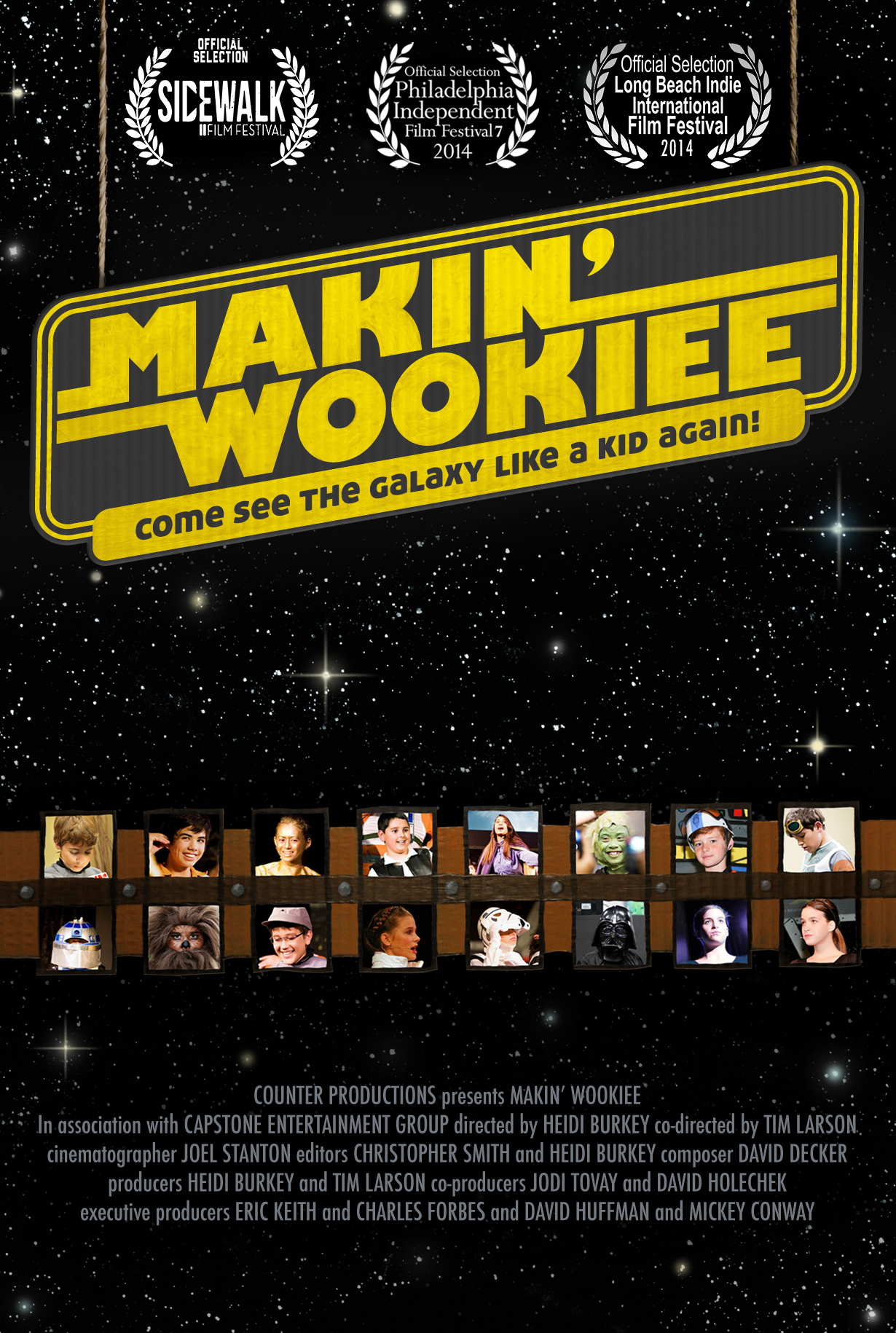 "Cover art for ""Makin' Wookiee."""