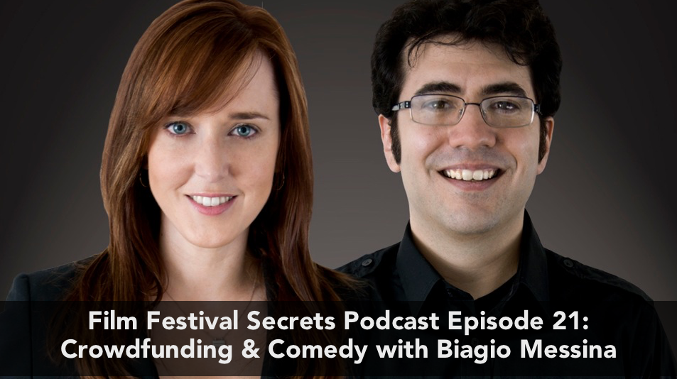 Joke Fincioen and Biagio Messina