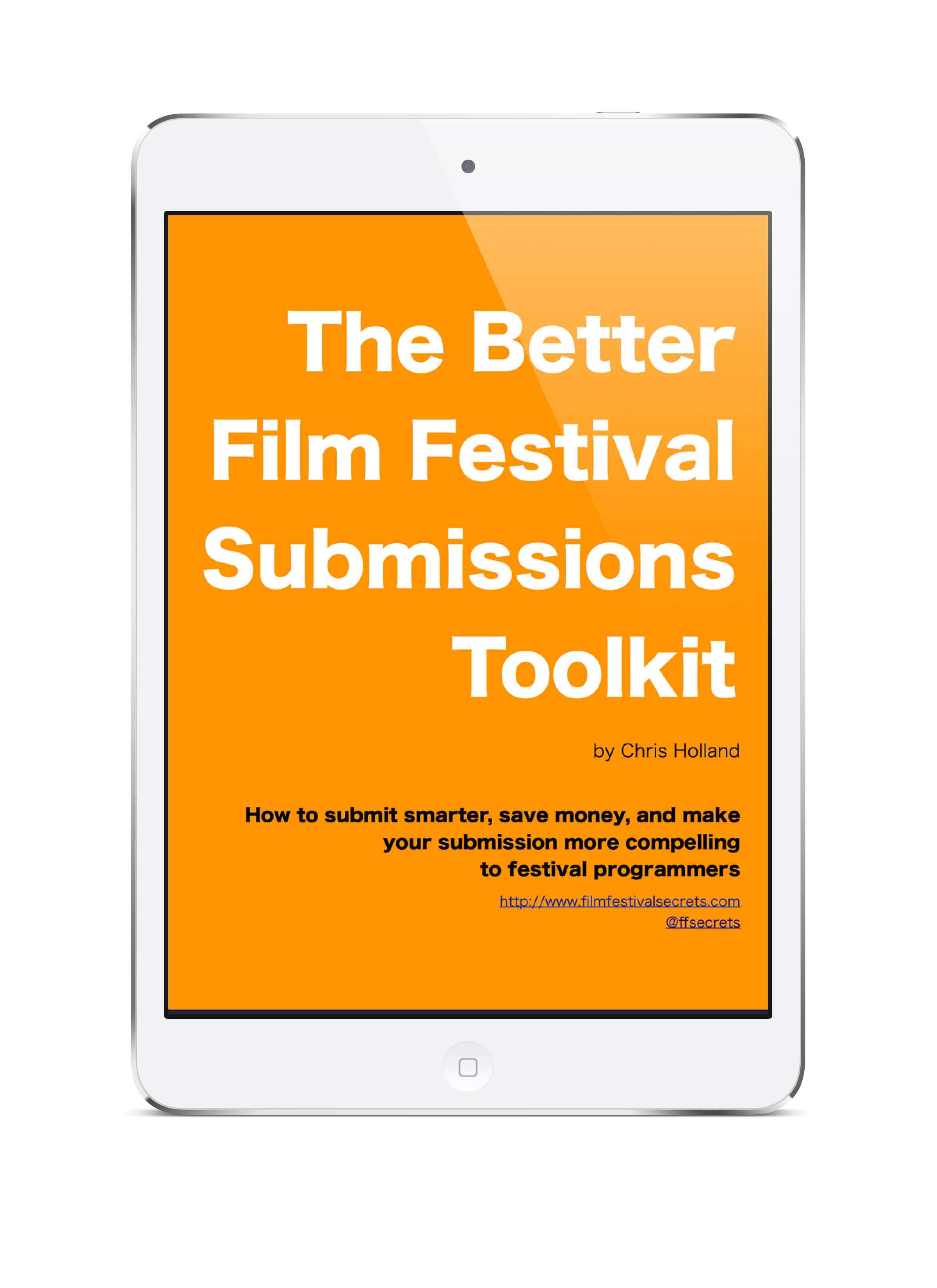 The Better Film Festival Submissions Toolkit