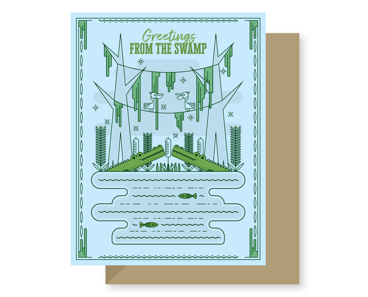GC001 - Greetings From the Swamp - Mockup - Etsy.png