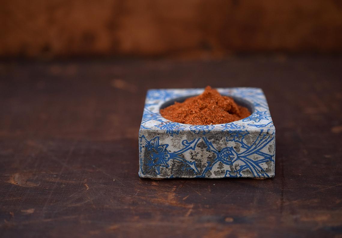 Spice Cellar shot for  FLM Ceramics