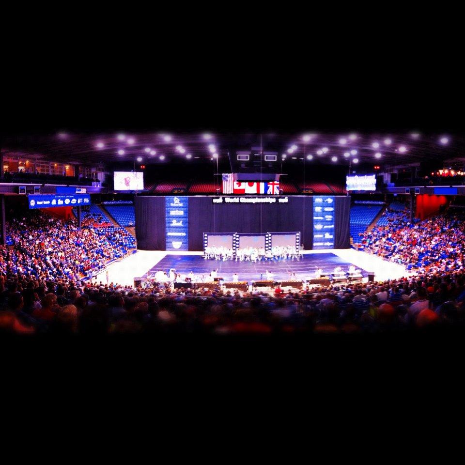 UP 2012 WGI Finals