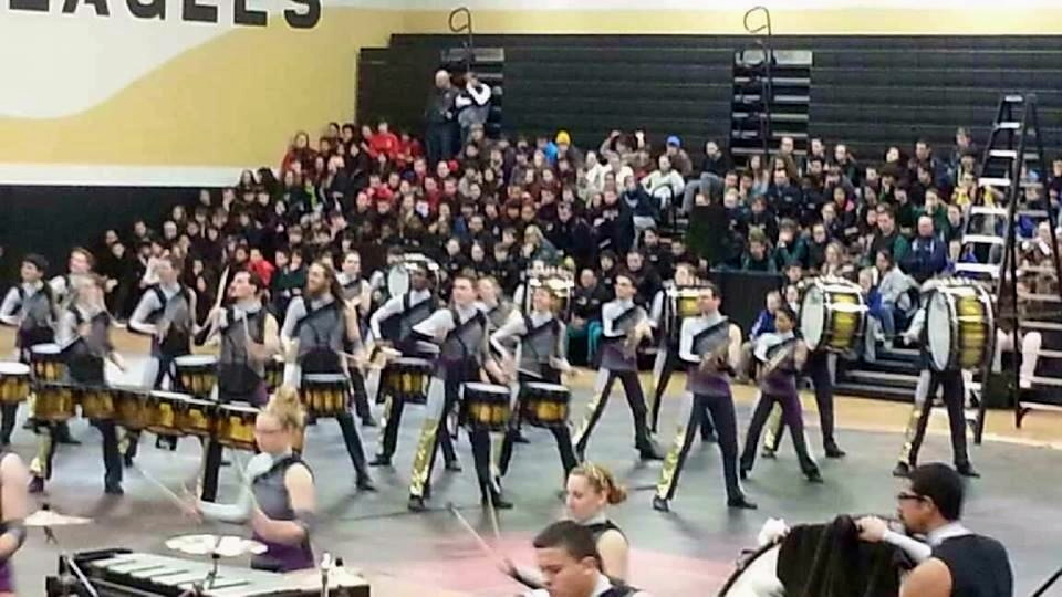 UP  at the WGI Trumbull Regional