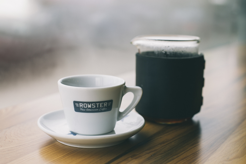 A WHOLESALE IDEA - Rowster Coffee micro roasts a host of quality sales channels