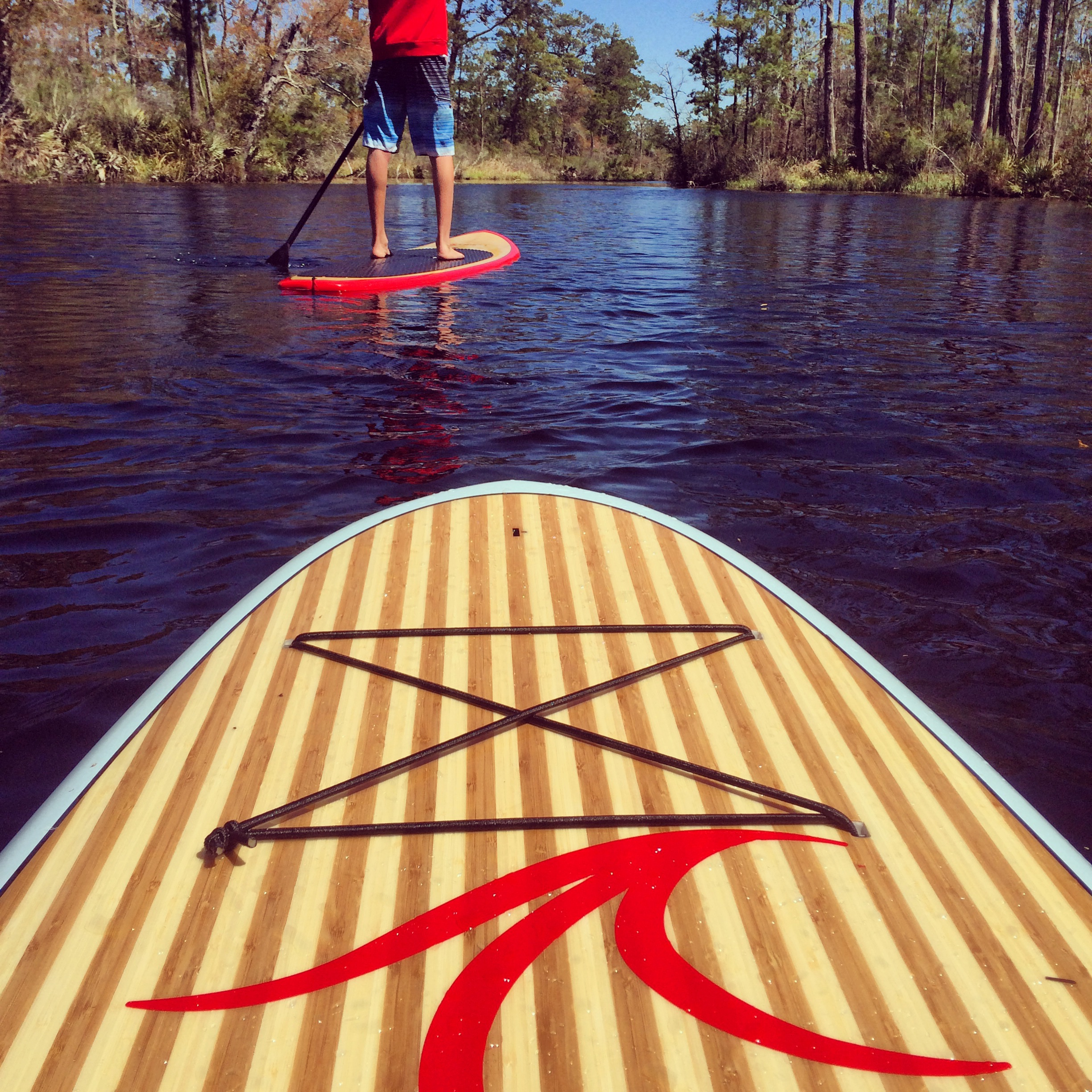 11' Balance and 10' Easy Rider by JB Boards...New River
