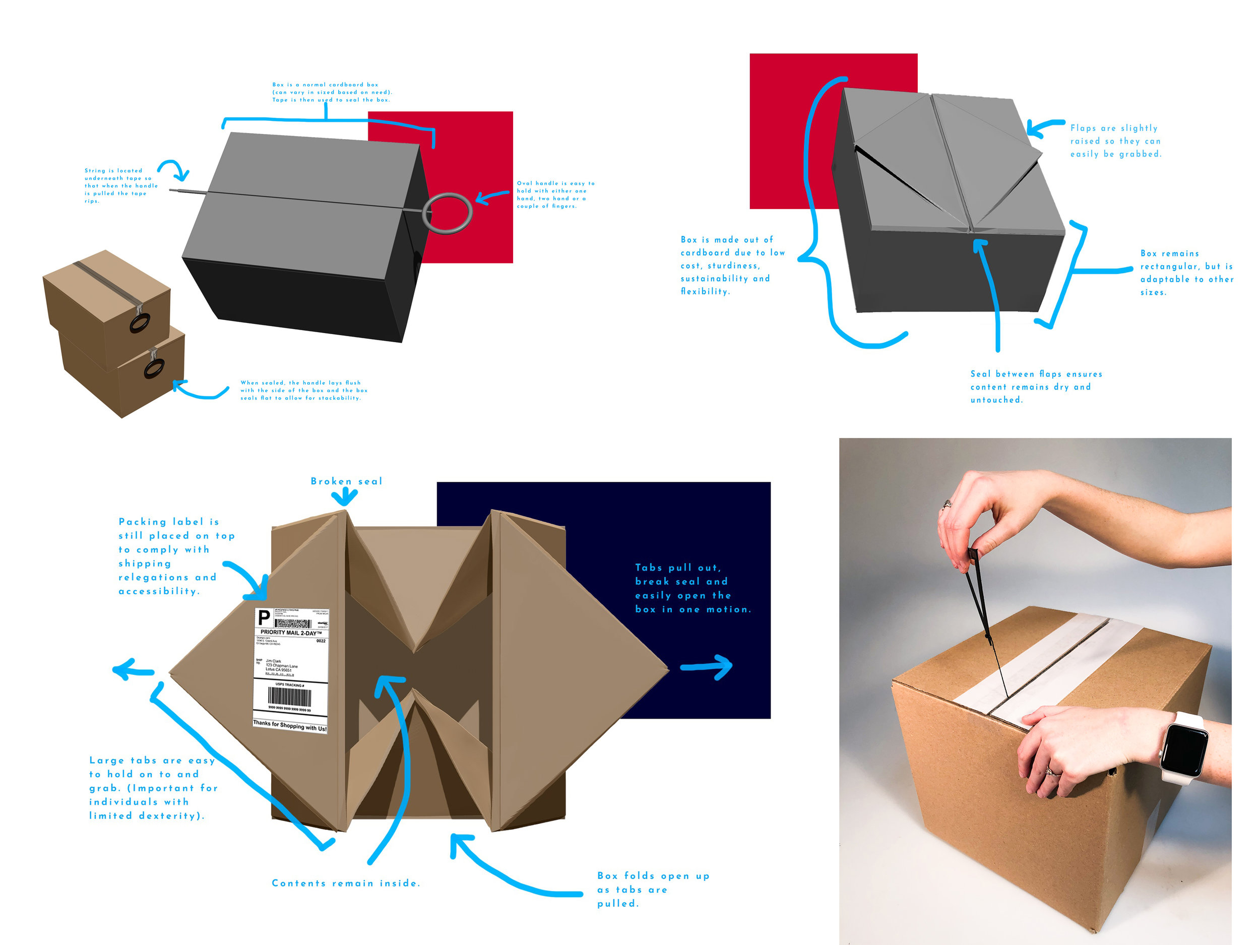 Copy of UX Design - Package Redesign for Individuals with Hand Mobility Disabilities