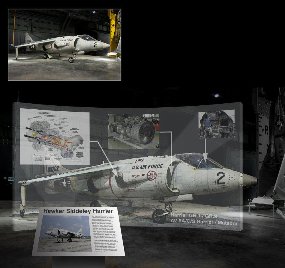 Kiosk Prototype - National Museum of USAF