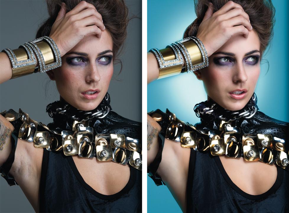 Fashion Photo Editing