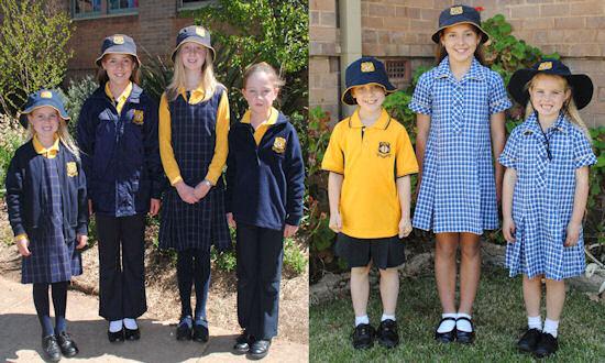 School Uniforms — Mudgee Public School P & C