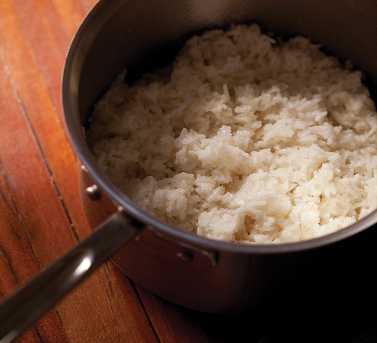 Coconut White Rice