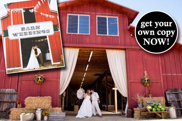 Barn Weddings : the must-have reference book | by Maggie Lord of Rustic Wedding Chic