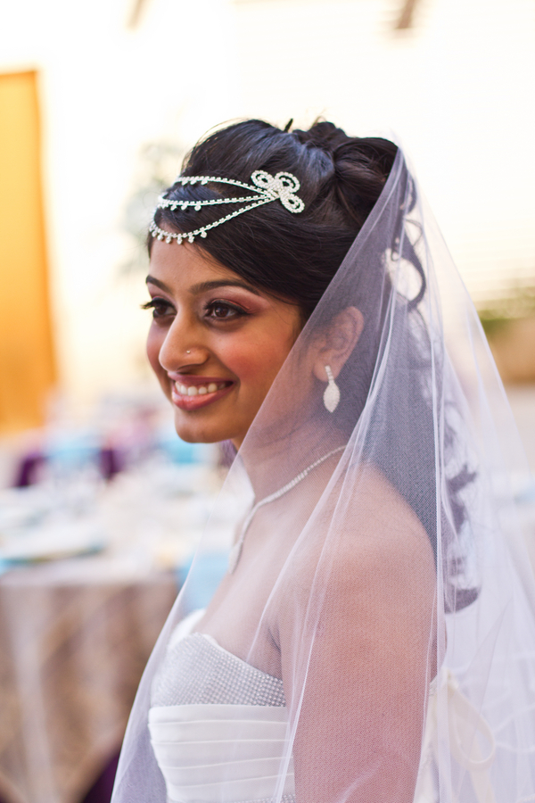 real bride-to-be from a Moroccan Themed Indian Fusion styled shoot | photo by Dreamcicle Studios