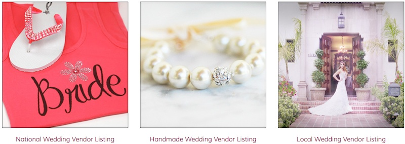 Reach brides daily at the peak of engagement season and all year long - advertise on Brenda's Wedding Blog