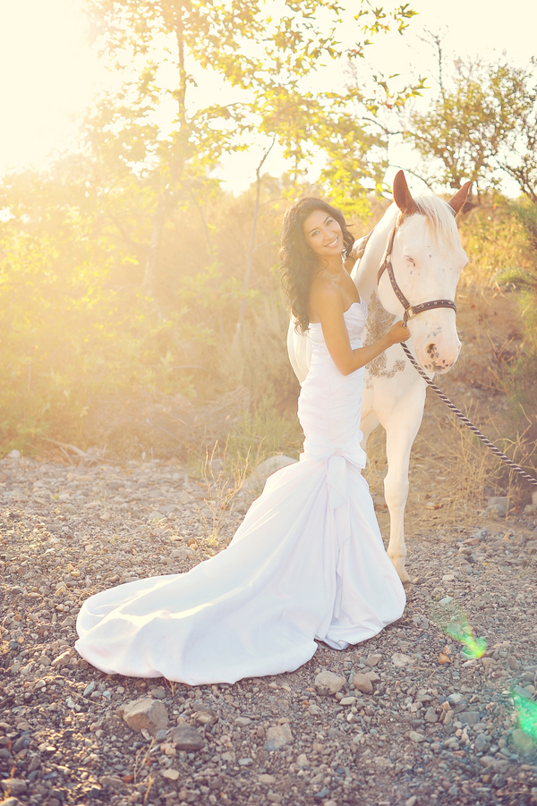 Day After Session, the Bridal Portrait   from Arina B Photography