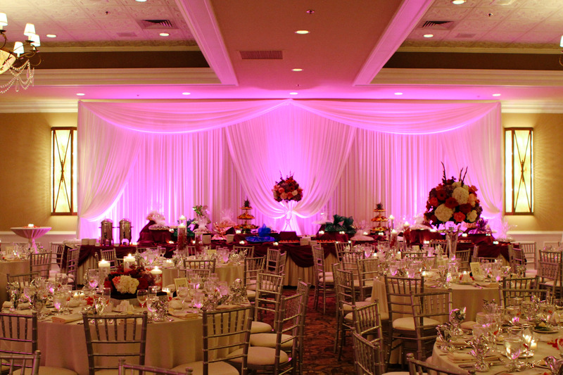 Diy Uplighting For Weddings Add Color And Ambience With Lights