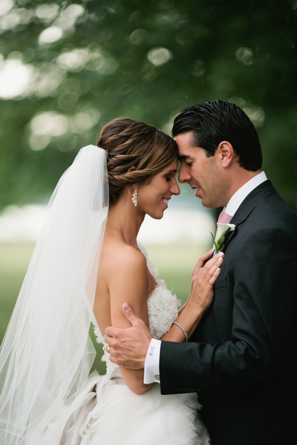the happy married couple | photo by Mary Dougherty Photography