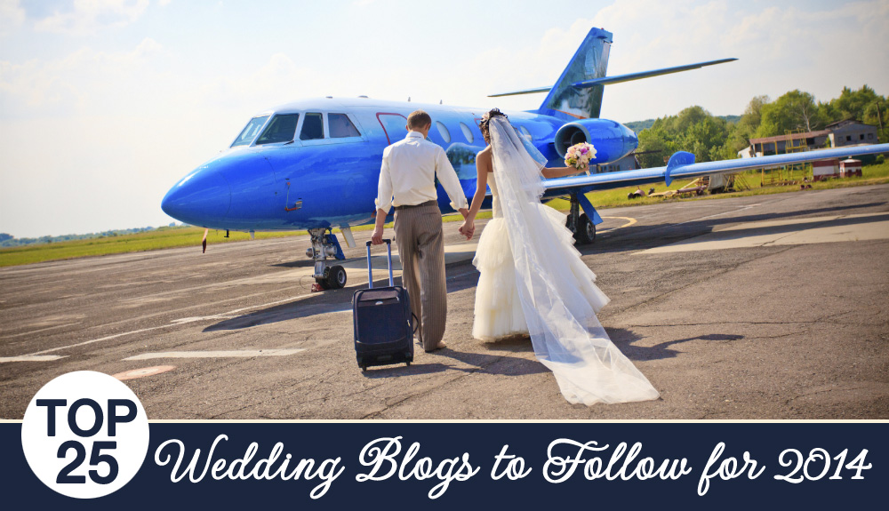 Top Wedding Blogs to follow in 2014 - Brenda's Wedding Blog is included in this list from FlipKey