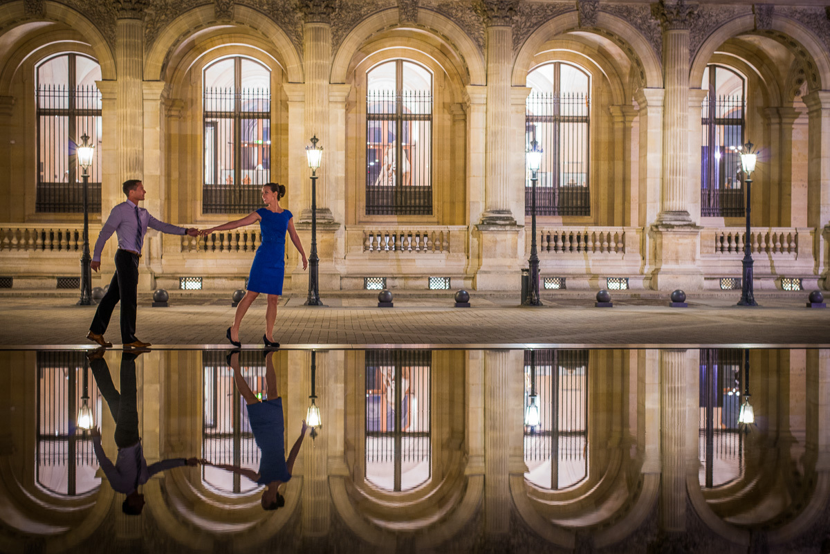 A California Couple elopes to Paris, France   planned by Paris Weddings by Toni G.   photography by The Paris Photographer