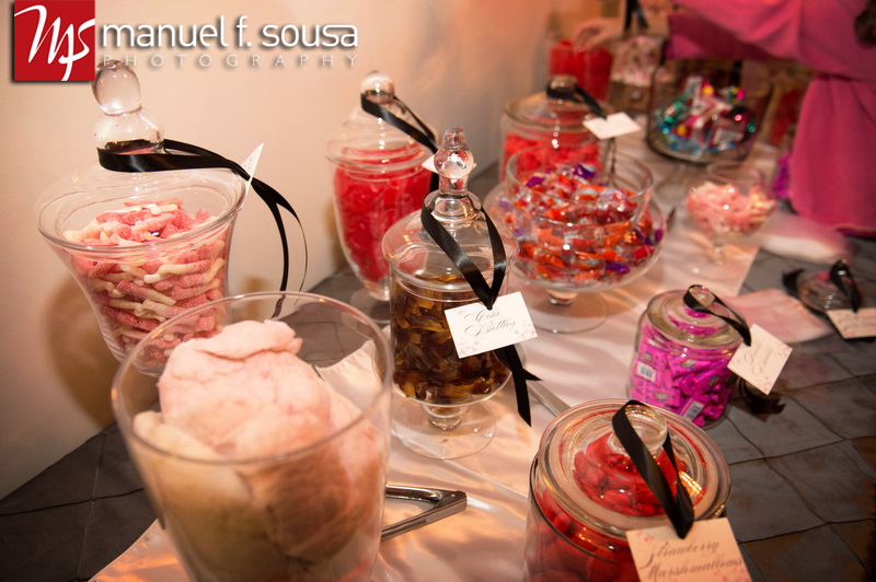Candy Buffet Detail | photo by Manuel F. Sousa Photography | Wedding Coordination by Madeline's Weddings and Events