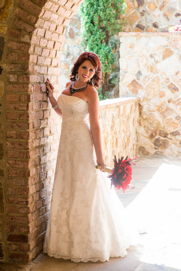 Hollywood Glam Styled Bridal Shoot | wedding dress from Angelique Bridal | photo by The Story Telling Experience