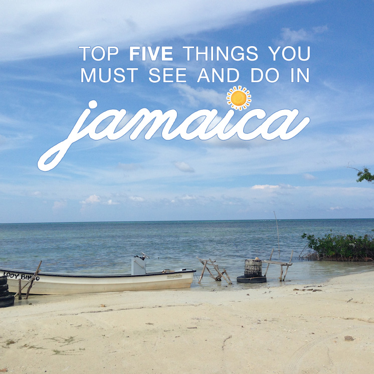 5 Things You Must See and Do in Jamaica When Planning a Destination Wedding or Caribbean Honeymoon | as seen on www.brendasweddingblog.com