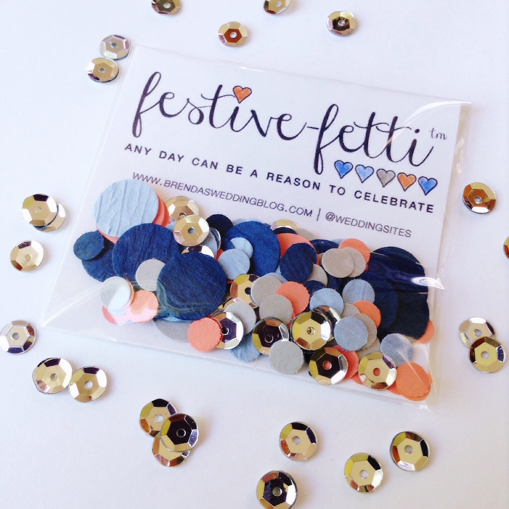 What Colors Will Your festive-fetti™ Be? Remember: you don't always need a reason to toss confetti