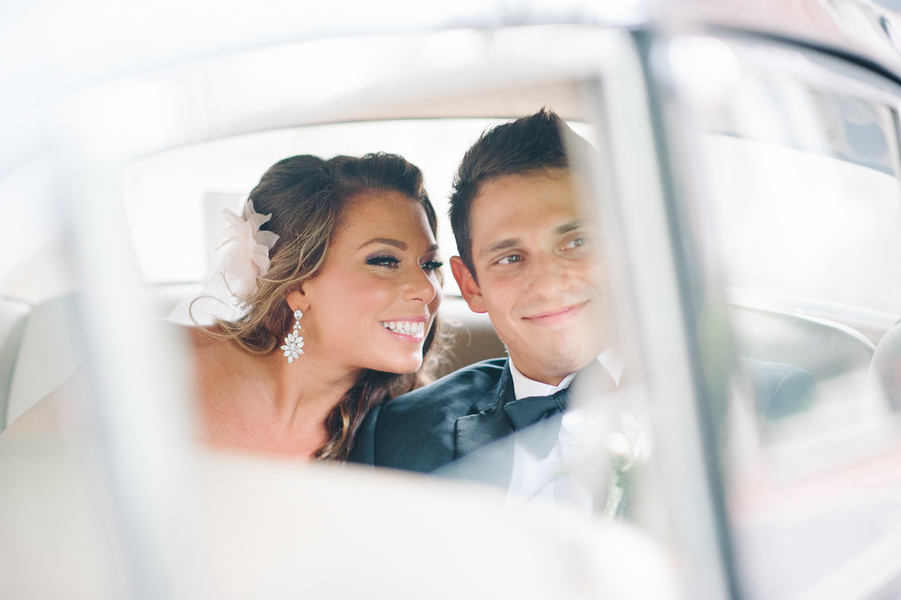 Love Car Photos of the Bride and Groom : photo by Pasha Belman Photography
