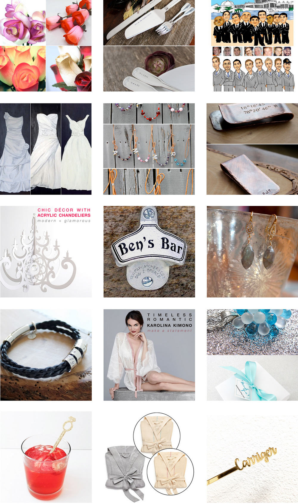 Brenda's Ultimate Holiday Wedding Gift Guide